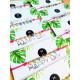 10 Pulseras Cristalitos empaquetadas para regalo