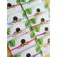10 Pulseras Infinito empaquetadas para regalo