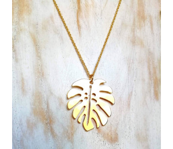Collar Big Monstera