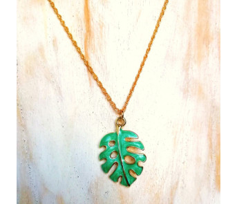 Collar Monstera