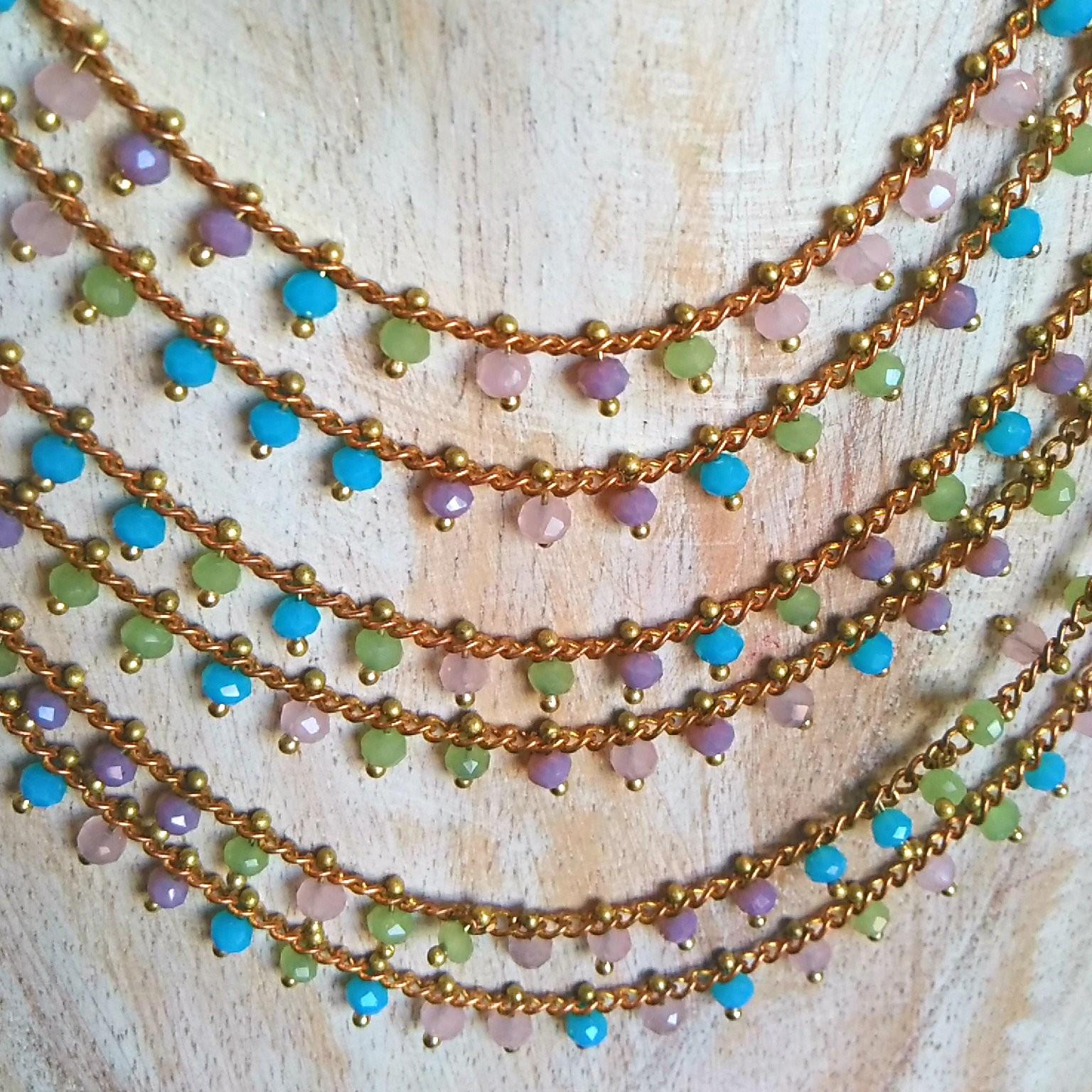 0304a0ed5d48 Collares de Moda - Comprar collares online - Happy Uky