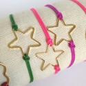 Pulseras Estrellas