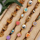 Los nuevos anillos de acero y esmalte son lo más top para darle color al otoño 🌼🌷🍀🌾 con qué modelo os quedáis?* * * * * *#anillos #rings #joyitas #jewels #anillosletras #anillosinicial #anillosdeacero #joyasdeaceroinoxidable #anillosdemoda #anillosdeacero #anillosesmaltados #joyasdemoda #elputxet #santgervasi #showroombarcelona #tiendasdemoda #anillosaceroinoxidable #nuevacoleccion #happyuky
