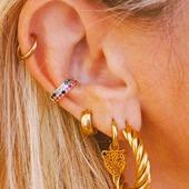 Una de mis últimas combinaciones preferidas 💫 Tenéis un montón de aros, aritos, ear cuffs y pendientes de acero inoxidable en el showroom!! 🥰🌼🌾* * * * * *#pendientes #pendientesaro #joyitas #criollas #aritos #aritosaceroinoxidable #pendientesdeacero #earcuffs #joyasdeaceroinoxidable #accesorios #elputxet #santgervasi #showroombarcelona #aritosdeaceroinoxidable #nuevacoleccion #hoops #earringslover #igerbarcelona #igersgracia #arosdeacero