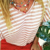 🌈🥳🤩🎉* * * * *#collares #necklaces #barcelonajewels #gargantillas #showroombarcelona #cadenas #cadenitasdeacero #stainlesssteeljewelry #cadenasdeacero #happyuky #elputxet #sarriasantgervasi #elfarro #layeringjewelry #igersgracia #cadenasoro #cadenitas #barcelona #valencia #zaragoza #madrid